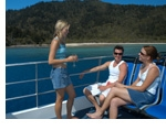 Whitsunday Islands & Whitehaven Cruise ex Airlie Beach