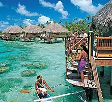 Top 5 romantic experiences in the Islands of Tahiti