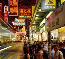 Hong Kong Stopovers